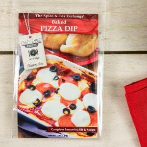 Baked Pizza Dip Recipe Kit