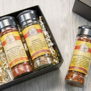 BBQ Favorites Shaker Gift Box