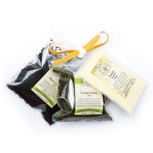 Chocolate Coconut Candy Bar Tea Sampler