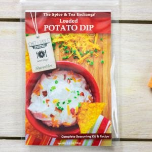 Loaded Potato Dip Recipe Kit