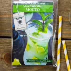 Marrakesh Mint Mojito Recipe Kit