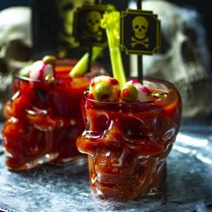 Bloody Mary's Curse