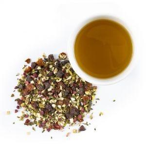 Ginseng Hippie Herbal Tea Organic