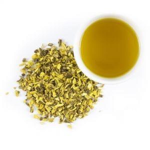 Organic Licorice Root Tea - Cut & Sifted