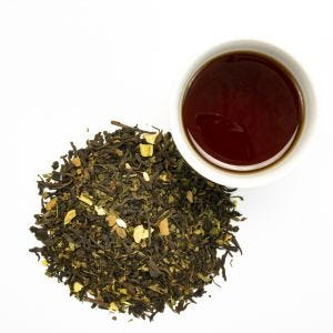 Cinna-Mint Pu-erh Tea