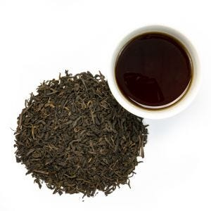 Black Pu-erh Tea