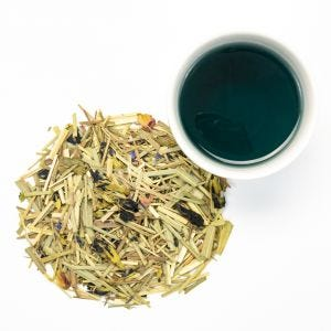 Blue Raspberry Crush Herbal Tea