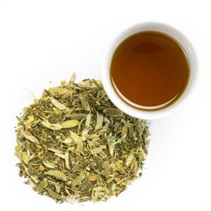 Mint Basil Herbal Tea