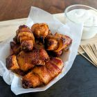 Bacon Bleu Boneless Wings