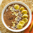 Cheeky Banana Smoothie & Bowl
