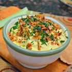 Corn Bacon Dip