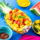 Spicy Mexican Fruit Salad
