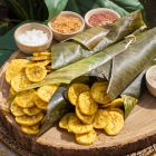 Savory Sweet Plantain Chips