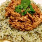 Slow Cooker Mole Chicken