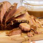 Slow Cooker Spiced Ham