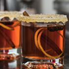 Spiced Bourbon Cocktail