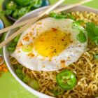Sriracha Ramen Noodle Bowls