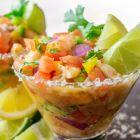 Summer Shrimp Salsa