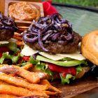 Ultimate Umami Burger & Fries