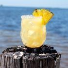 White Tropical Twist Cocktail