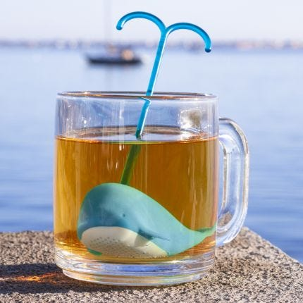 Whale Infuser