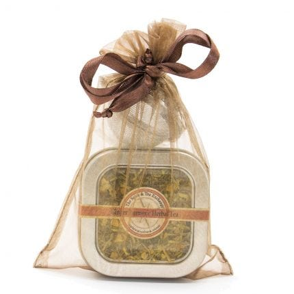 Ginger Turmeric Tea Tin - Volume Priced