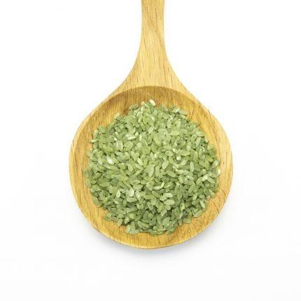 Bamboo Green Rice