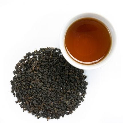 Ruby Oolong Tea
