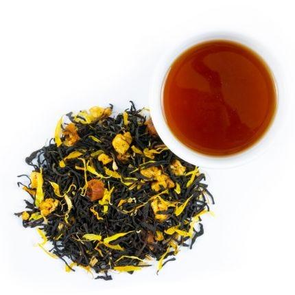 Apricot Ginger Tea