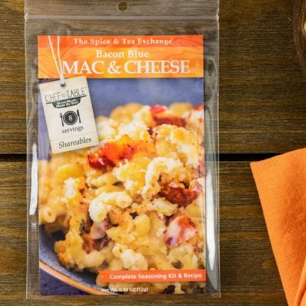Bacon Blue Mac & Cheese Recipe Kit