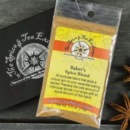 Baker's Spice Blend Barter Box
