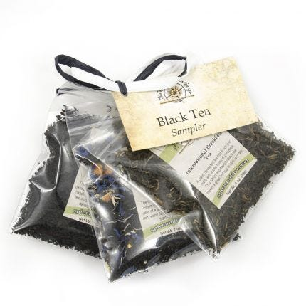 Black Tea Sampler
