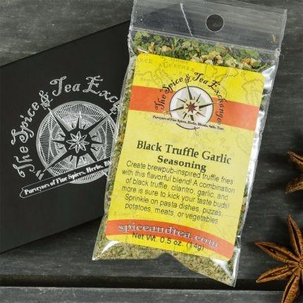 Black Truffle Garlic Seasoning Barter Box
