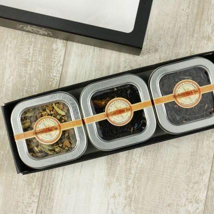 Black Tea 3 Tin Gift Box