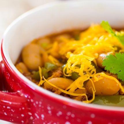 Bohea Chorizo Chili