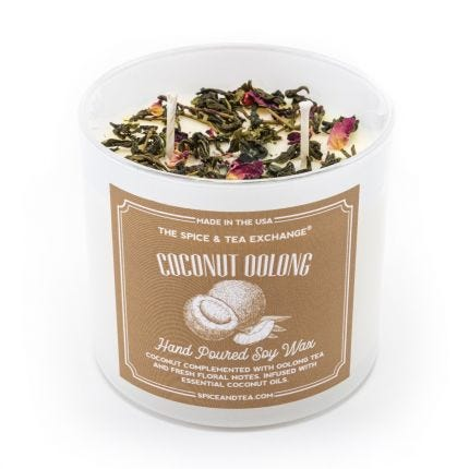 Coconut Oolong Candle