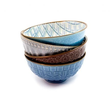 Casper Dip Bowls Assorted Colors