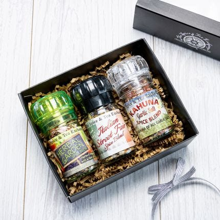 Chef's Classics Mini Grinder Trio Gift Box