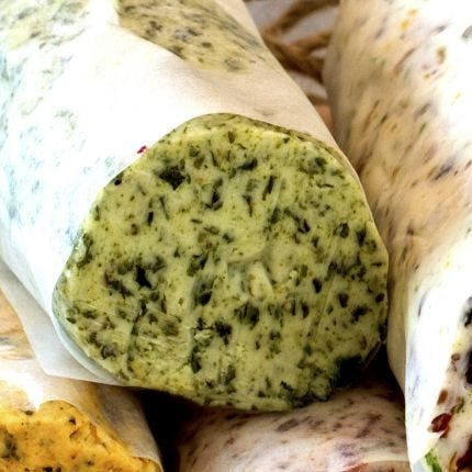 Compound Butter - Jalapeño Lime