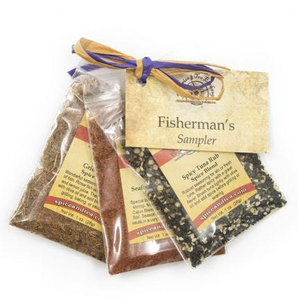 Fisherman's Sampler