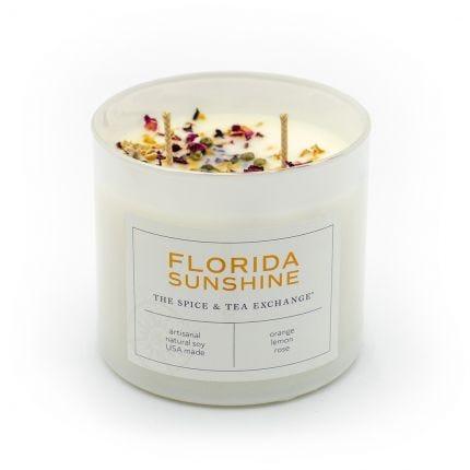 Florida Sunshine Candle