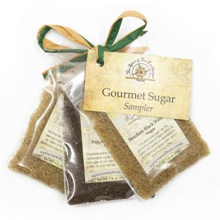 Gourmet Sugar Sampler