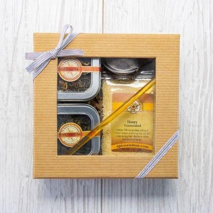 Green TEAse Gift Box V2