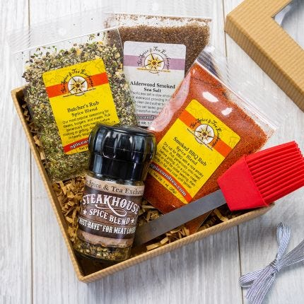 Grilled to Perfection Gift Box - Volume Priced