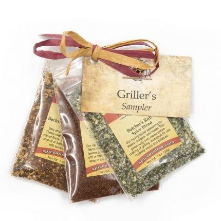 Griller's Sampler