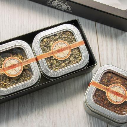 Griller's Seasonings 3 Tin Gift Box