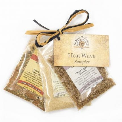 Heat Wave Sampler