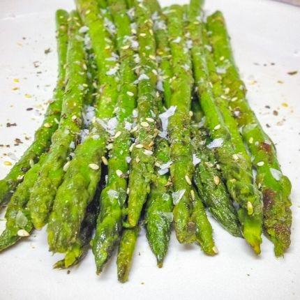 Herb Sesame Asparagus