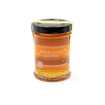 Himalayan Salted Honey Jar