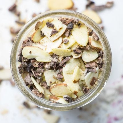 Overnight Oats - Chocolate Espresso